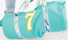 Спортивная сумка – бесплатная выкройка
