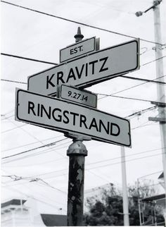 Great Wedding or Anniversary Gift. Personalized Street Sign with names by MercerStreetStudios on Etsy.com