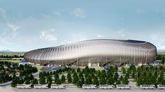 Nueva casa #Rayados Estadio BBVABancomer