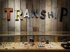 TRANSHIP Shopping