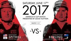 America's Cup - Spithill: we are both expecting the battle of our lives