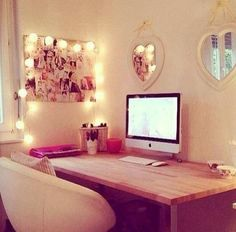 desk-ideas-for-teenage-girls.jpg (492×484)
