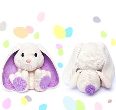 Ravelry: Easter BUNNY by RoKiKi
