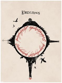 Interesting #LotR #Hobbit posters