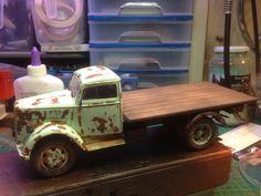Truck models - Italeri Opel.