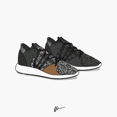 adidas EQT 3 / 3F15 PK Statement Primeknit Pack - I think the pattern is dope! I would like to see that on UltraBoosts!  Let me know your thoughts on these... Hit the comments...  #EQT #BoostVibes #3F15 #originalsonly  by kickposters