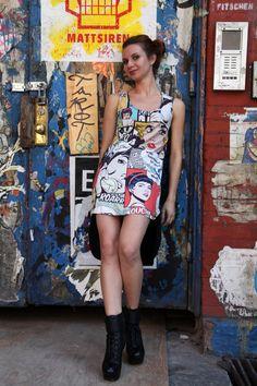 """Alida"" DUO54.com Street Style"