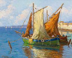 Lapshin - The return of the Fishermen