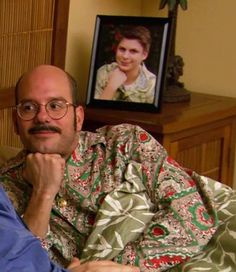 You have to pay attention to notice some jokes in Arrested Development which is just one of the many reasons why I couldn't love it more.