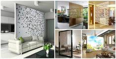 Separatoare de camera - modele creative si exemple in imagini Divider, Interior, Room, Furniture, Home Decor, Bedroom, Decoration Home, Indoor, Room Decor