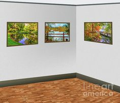 Landscape Images In The Art Gallery by Viktor Birkus Art Gallery, Environment, Canada, Ocean, River, Landscape, Park, Nature, Photography