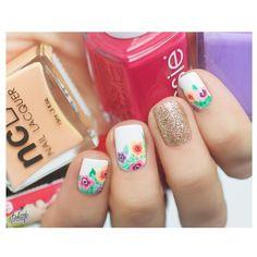 #nails #nailstagram #cool #spring