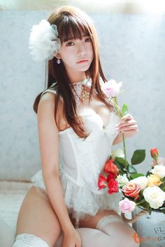 Nữ cosplay đến từ Hàn Quốc