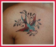 Pretty Bird Tattoos   bird tattoos arm   Tattoo idea   Pinterest ...
