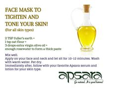 FACE MASK TO TIGHTEN SKIN! Using home ingredients :) #vegan #homeremedy #allnatural #natural #diy #diybeauty #beauty #facemask