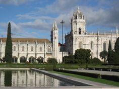 Lisboa. Monasterio de Los Jeronimos