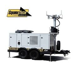 Squiretechsolutions, a broadband satellite internet service provider for businesses has announced its newest and largest Satellite Trailer.