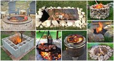 For today, I have rounded 15 awesome diy fire pits for your backyard that I think that you will like to build. Are you excited?
