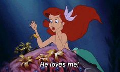 The Little Mermaid GIFs