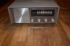 Image result for vintage police  monitor receivers