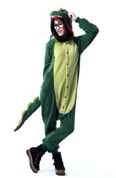 Pijama De Dinosaurio