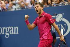 PHOTOS: Men's final - Djokovic vs. Wawrinka