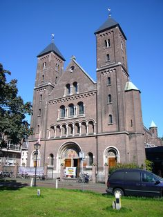 St. Gertrude's Cathedral, the mother church of the Old Catholic Union of Utrecht. (Wikipedia)