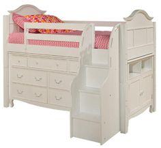stockholm storage toddler bed