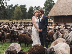 Hochzeit auf dem Eggershof