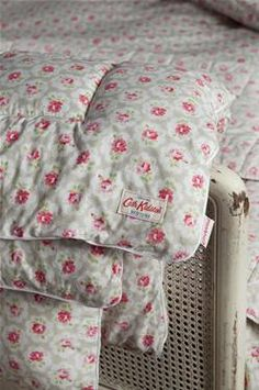 For a stylish way to snuggle up, try our lovely quilted Provence Rose eiderdown.  Perfect for an extra layer on cold nights or simply use as a decorative quilt.  Complete the look with our matching bedding.