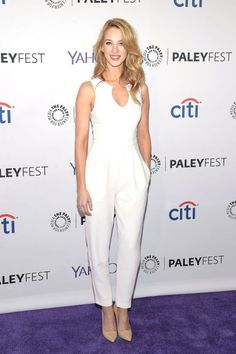 Yael Grobglas attends The Paley Center For Media's 32nd Annual PALEYFEST Jane the Virgin screening at the Dolby Theatre in Hollywood, California, on March 15, 2015.