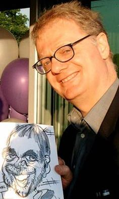 The caricaturist and cartoonist in London – what's it all about?