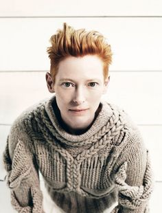 BRYAN ADAMS PHOTOGRAPHY Tilda Swinton / ES Magazine