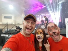 Vision Media, Blackpool, Carnival, Face, Carnavals, The Face, Faces, Facial