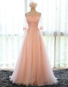 Prom Dresses, Prom Dresses, Pink Prom Dresses, Long Prom Dress, Pink Prom Dress