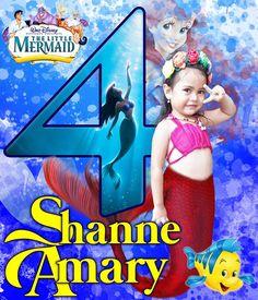Little Mermaid T-Shirt Design Mermaid Disney, Tarpaulin, The Little Mermaid, Disney Characters, Fictional Characters, Shirt Designs, Disney Princess, T Shirt, Art