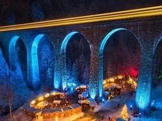 Weihnachtsmarkt in der Ravennaschlucht | Hochschwarzwald Tourismus GmbH