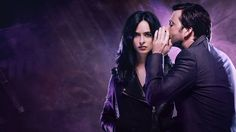 "'Jessica Jones' enemies Krysten Ritter and David Tennant will reunite for new film ""Fuddy Meers"""