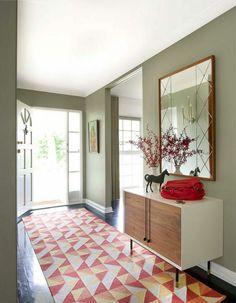 Teppich flur  flur gestalten teppich figuren | Home | Pinterest | Flur gestalten ...