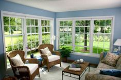 Sunroom Designs Ideas With Sunporch Decorating Backyard Enclosed Patio Room White Furniture