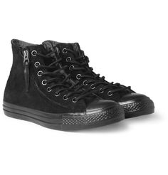 db3a25ea540b Converse John Varvatos Chuck Taylor Suede Sneakers Suede Sneakers