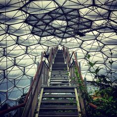 Eden Project via Polar Project - had a lovely day at the Eden project.
