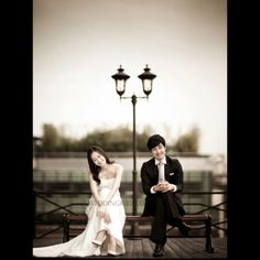 Korea Pre-Wedding Photoshoot - WeddingRitz.com » Korea wedding photographer - Chang blue new sample