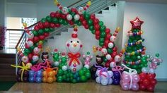 christmas-balloon-decorations
