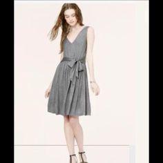 "Spotted while shopping on Poshmark: ""❤️Ann Taylor Mosaic V-Neck Dress. NWT. Size M""! #poshmark #fashion #shopping #style #Ann Taylor #Dresses"