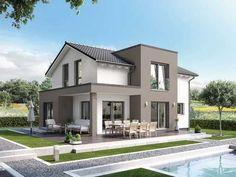 unser celebration 139 v2 l haus fertighaus hausbau. Black Bedroom Furniture Sets. Home Design Ideas