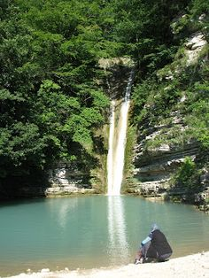 Erfelek Waterfall, Sinop, Turkey. polskaturka.com