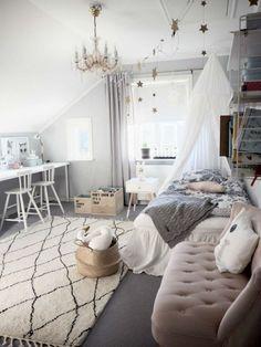 6 Ideas For Diy Kids Desk Homework Area, Kids Room Desk Ideas Dream Rooms, Dream Bedroom, Girls Bedroom, Bedrooms, Closet Bedroom, Diy Room Decor, Bedroom Decor, Room Decorations, Bedroom Furniture