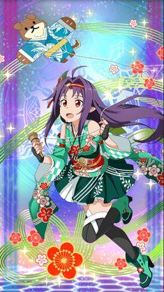 [New Year's Breeze] Yuuki