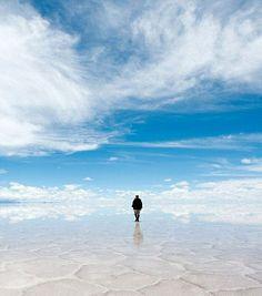 Community Post: Reflective Beauty At Largest Salt Flat